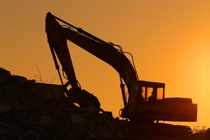 建物解体工事業